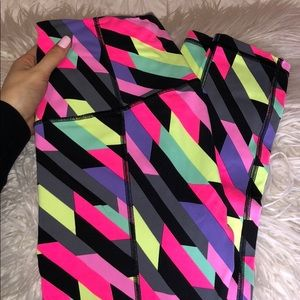 Super fun VSX leggings